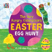 Cover-Bild zu Carle, Eric: The Very Hungry Caterpillar's Easter Egg Hunt