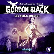 Cover-Bild zu Rahn, Wolfgang: Gordon Black - Ein Gruselkrimi aus der Geisterwelt, Folge 4: Der Monstermacher (Audio Download)