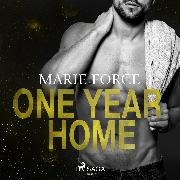 Cover-Bild zu Force, Marie: One Year Home (Audio Download)