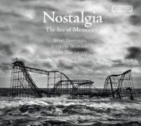 Cover-Bild zu Nostalgia - The Sea of Memories - Early Baroque Music meets Mediterrean Traditional Songs