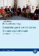 Cover-Bild zu Strauß, Bernhard (Beitr.): Entwicklungen in der klinischen Gruppenpsychotherapie (eBook)