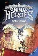 Cover-Bild zu Animal Heroes, Band 1: Falkenflügel