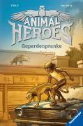 Cover-Bild zu Animal Heroes, Band 4: Gepardenpranke