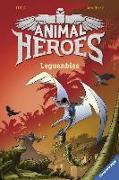 Cover-Bild zu Animal Heroes, Band 5: Leguanbiss