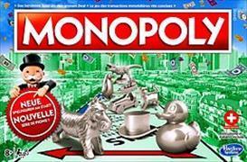 Cover-Bild zu Monopoly Classic. Schweizer Edition