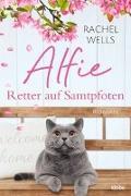 Cover-Bild zu Alfie - Retter auf Samtpfoten von Wells, Rachel