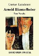 Cover-Bild zu Landauer, Gustav: Arnold Himmelheber (eBook)