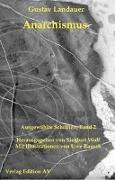 Cover-Bild zu Landauer, Gustav: Anarchismus