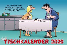 Cover-Bild zu Uli Stein Tischkalender 2020