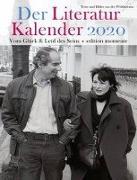 Cover-Bild zu Der Literatur Kalender 2020