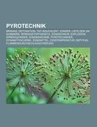 Cover-Bild zu Pyrotechnik