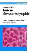 Cover-Bild zu Ionenchromatographie