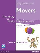 Cover-Bild zu YLE (Young Learners English Tests) Movers Teacher's Book (with Multi-ROM) von Aravanis, Rosemary