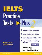 Cover-Bild zu IELTS Practice Tests Plus 2 with Key - IELTS Practice Tests Plus 2 von Wilson, Judith