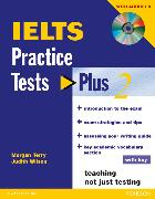 Cover-Bild zu IELTS Practice Tests Plus 2 With Key and CD Pack - IELTS Practice Tests Plus 2 von Wilson, Judith