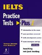 Cover-Bild zu IELTS Practice Tests Plus With Key Edition - IELTS Practice Tests Plus von Jakeman, Vanessa