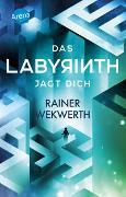 Cover-Bild zu Wekwerth, Rainer: Das Labyrinth (2). Das Labyrinth jagt dich