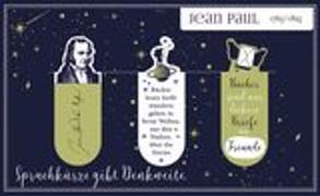 Cover-Bild zu libri_x Lit. Magnetlesezeichen Jean Paul