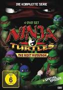 Cover-Bild zu Eastman, Kevin: Ninja Turtles - The Next Mutation