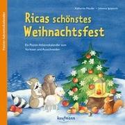 Cover-Bild zu Mauder, Katharina: Ricas schönstes Weihnachtsfest