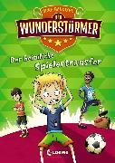 Cover-Bild zu Bandixen, Ocke: Der Wunderstürmer (Band 4) - Der heimliche Spielertransfer (eBook)