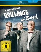 Cover-Bild zu Heinz Erhardt (Schausp.): Drillinge an Bord