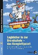 Cover-Bild zu Logbücher in der Grundschule - das Komplettpaket von Wefelmeier, Birte