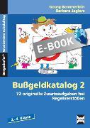 Cover-Bild zu Bußgeldkatalog 2 (eBook) von Jaglarz, Barbara