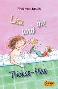 Cover-Bild zu Heidemarie Brosche: Lisa und die Trickse-Hixe