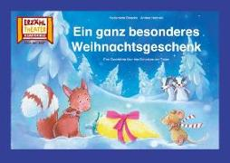 Cover-Bild zu Brosche, Heidemarie: Kamishibai: Ein ganz besonderes Weihnachtsgeschenk
