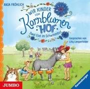 Cover-Bild zu Fröhlich, Anja: Wir Kinder vom Kornblumenhof 2. Zwei Esel im Schwimmbad