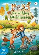 Cover-Bild zu Schütze, Andrea: Die wilden Waldhelden. Du schaffst das, Leo! (eBook)