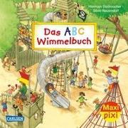 Cover-Bild zu Stellmacher, Hermien: Maxi Pixi 316: VE 5 ABC Wimmelbuch (5 Exemplare)