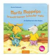 Cover-Bild zu Stellmacher, Hermien: Moritz Moppelpo braucht keinen Schnuller mehr