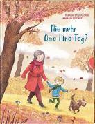 Cover-Bild zu Stellmacher, Hermien: Nie mehr Oma-Lina-Tag?