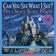 Cover-Bild zu Wick, Walter: On a Scary Scary Night: Picture Puzzles to Search and Solve