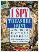 Cover-Bild zu Marzollo, Jean: I Spy Treasure Hunt: A Book of Picture Riddles