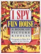 Cover-Bild zu Marzollo, Jean: I Spy Fun House: A Book of Picture Riddles