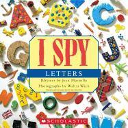 Cover-Bild zu Marzollo, Jean: I Spy Letters