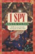 Cover-Bild zu Marzollo, Jean: I Spy Santa Claus