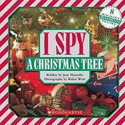 Cover-Bild zu Marzollo, Jean: I Spy a Christmas Tree [With 8 Punch-Out Ornaments]