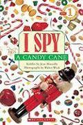 Cover-Bild zu Marzollo, Jean: Scholastic Reader Level 1: I Spy a Candy Cane