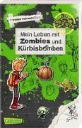 Cover-Bild zu Tielmann, Christian: School of the dead 1: Mein Leben mit Zombies und Kürbisbomben