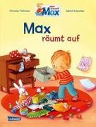 Cover-Bild zu Tielmann, Christian: Max-Bilderbücher: Max räumt auf!
