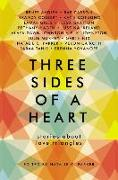 Cover-Bild zu Parker, Natalie C.: Three Sides of a Heart: Stories About Love Triangles