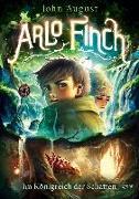 Cover-Bild zu August, John: Arlo Finch (3). Im Königreich der Schatten