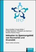 Cover-Bild zu Esefeld, Marie (Hrsg.): Inklusion im Spannungsfeld von Normalität und Diversität