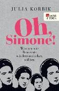 Cover-Bild zu Korbik, Julia: Oh, Simone! (eBook)