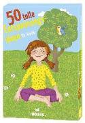 Cover-Bild zu 50 tolle Entspannungsideen für Kinder