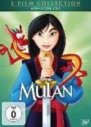 Cover-Bild zu Souci, Robert D. San: Mulan & Mulan 2